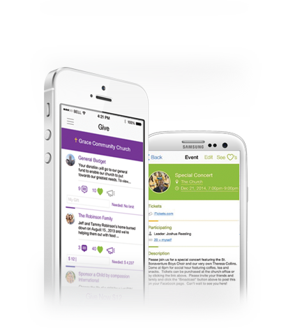 SmartChurch   The Free Church App